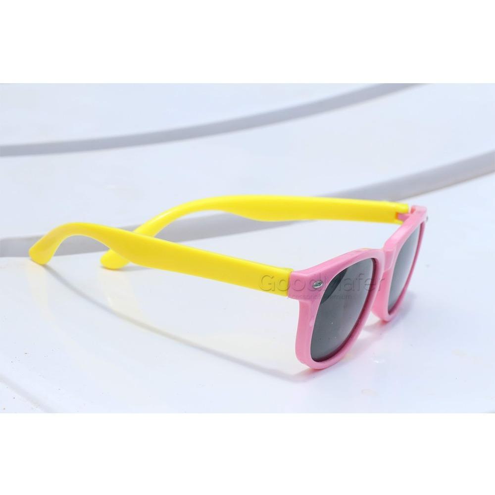cb0b6c0c1730c óculos infantil polarizado sol uv400 flexível + brinde. Carregando zoom.