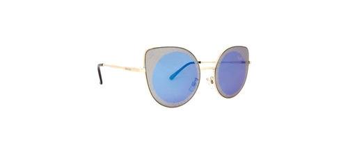 73a6e9bad67ea óculos italiano siracusa feminino alumínio espelhado azul. Carregando zoom.
