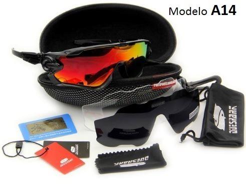 cfb1bf5c69da1 Oculos Jawbreaker Ciclismo Kit 3 Lentes Noturno C2 - R  139,89 em Mercado  Livre