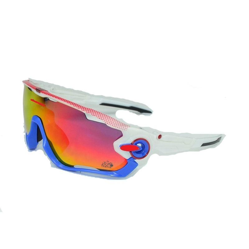 óculos jawbreaker com 5 lentes (edição tour de france) top! Carregando zoom. 11a1bfa873