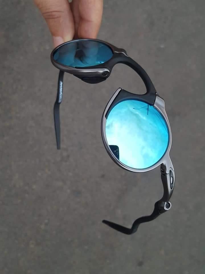 b60f27171 Óculos Juliet 24k Mars Romeo 1 Tio 2 Arco Íris Pink Madman - R$ 149 ...