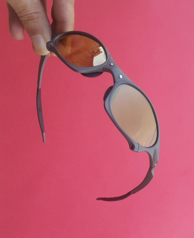 óculos juliet elite mars double x 24k penny gold+brindes top. Carregando  zoom. 2a98bc2fbb