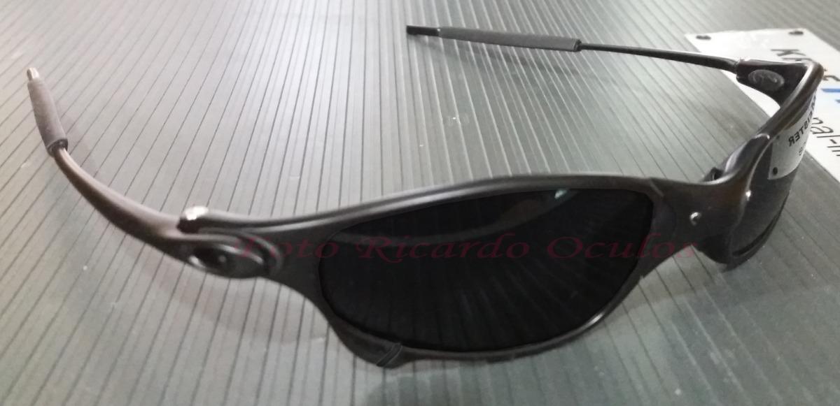 oculos juliet grafite black lente black total g20 polarizada. Carregando  zoom. 056201b3b7