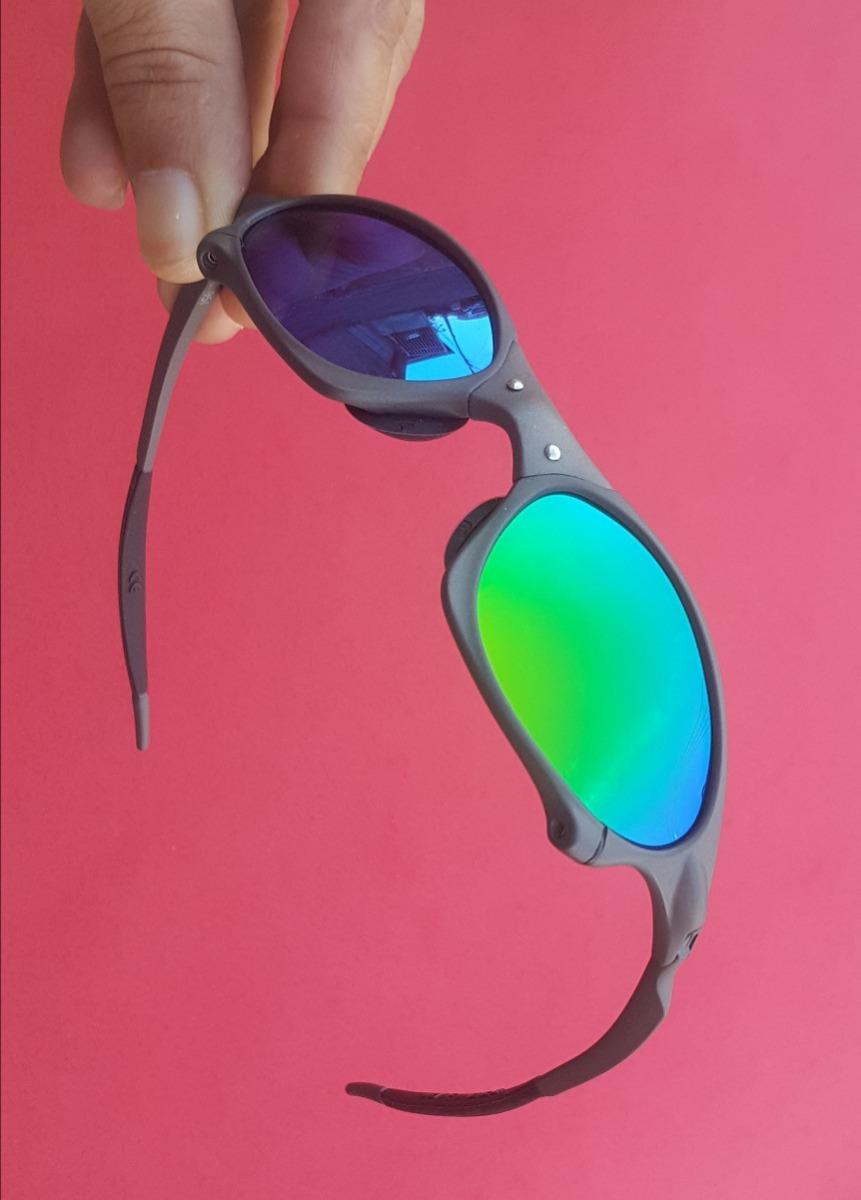 óculos juliet mars 24k romeo 2 double x penny varejeira g26. Carregando  zoom. 41ce455abf