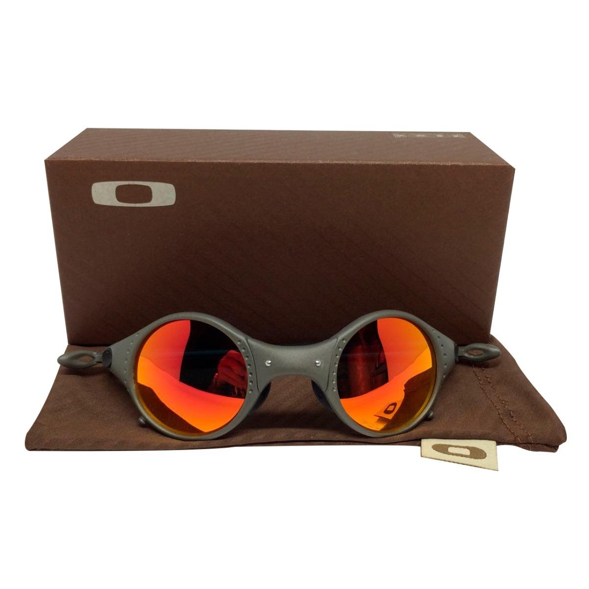 4d2a31a91 Óculos Juliet Mars X-metal Red Vermelho Original Co00-0319 - R$ 149 ...