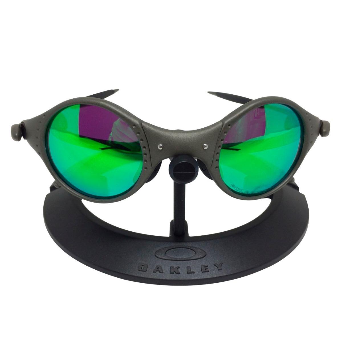 c50c07d96 Óculos Juliet Mars X-metal Verde Original Co00-0987 - R$ 149,00 em ...
