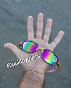 9923e9c0f1 Óculos Juliet Penny 24k Ouro Corvet Pinada Arco Iris+brindes