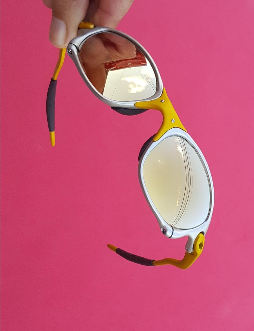 óculos juliet penny mars romeo 1 madman double x 24k dourada. Carregando  zoom. ffff53b54e