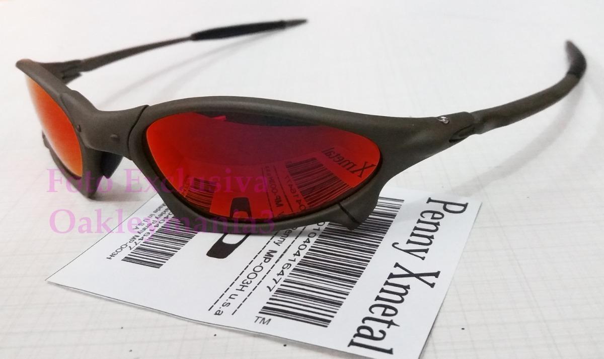 061e24018 óculos juliet penny vermelho 24k double x co00-394 original. Carregando  zoom.