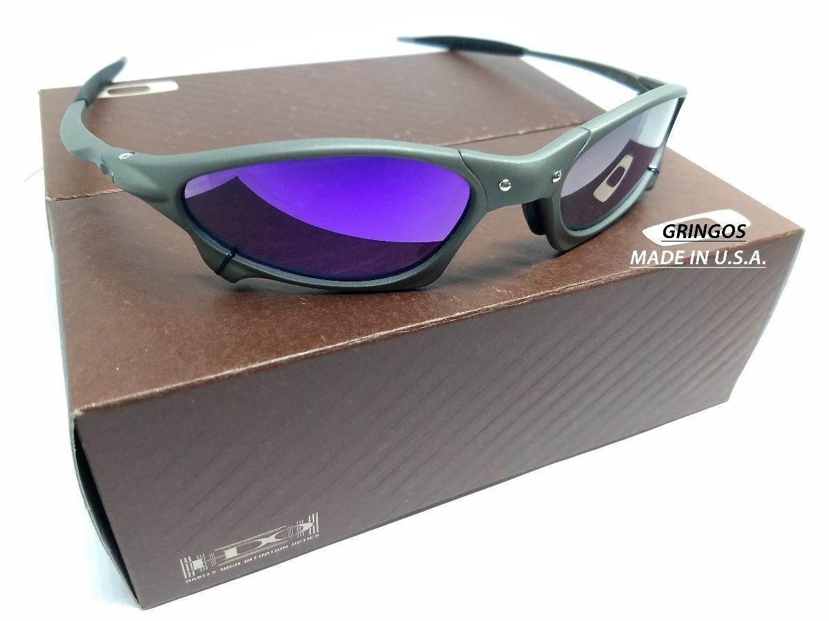 7c094fd903bc7 oculos juliet penny xmetal lente roxa violeta romeo 24k. Carregando zoom.