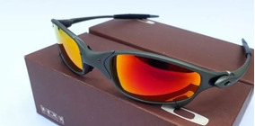007ea7df4 Juliete Vermelho Rubi Com Lente Polarizada - Óculos De Sol Oakley ...