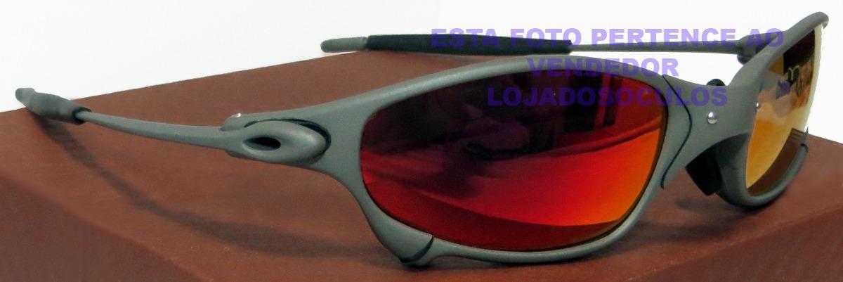 1b8a6a935bbb3 oculos juliet x metal cinza fosco lentes polarized uv uva400. Carregando  zoom.