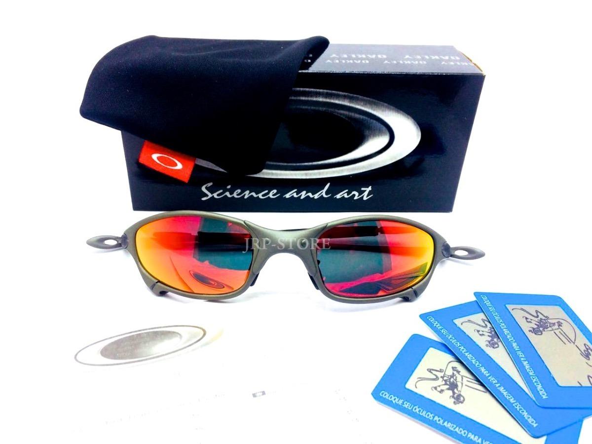 óculos juliet x-metal ruby penny romeo1 2 tio2 doublex 24k 3. Carregando  zoom. 6c7d4620d5