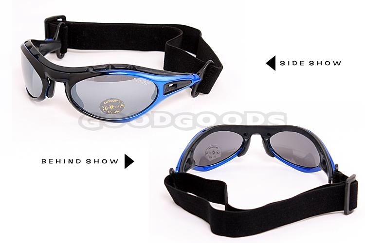 Óculos Kitesurf Wakeboard Moto Lente Uv400 Polisi - R  120,00 em ... a1fb1dc41e