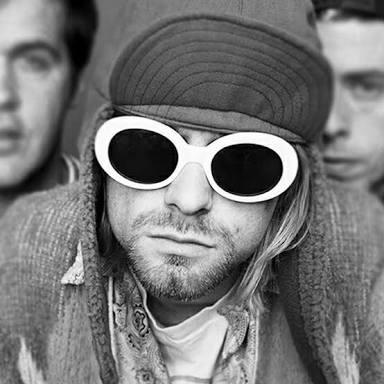 Óculos Kurt Cobain Wiz Khalifa - R  40,00 em Mercado Livre 7486b76fcf