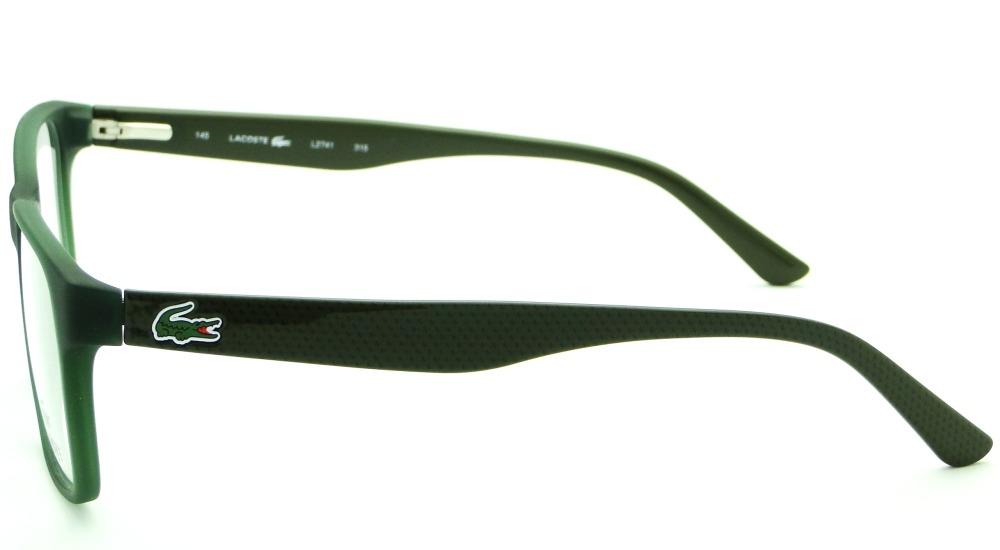 35800bcc69918 Carregando zoom... armação para óculos de grau lacoste l2741 masculina retrô