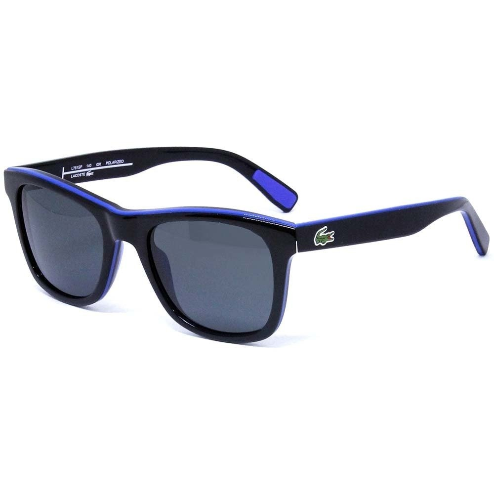4b47473a11662 Óculos Lacoste L781sp 001 52 - Blue-black black Polarized - R  493 ...