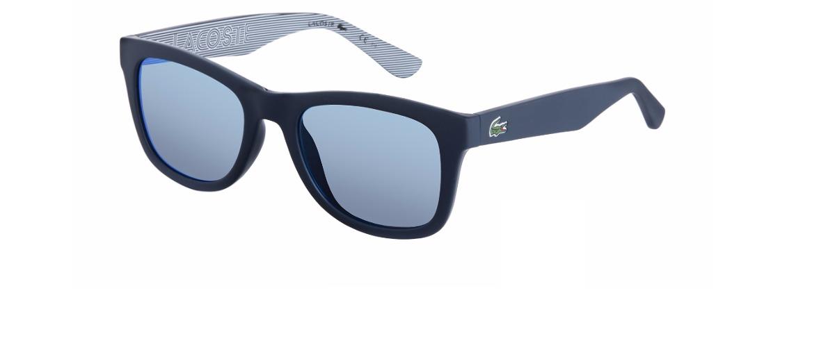 36a14c1d8 Óculos Lacoste L789s 424 Azul Espelhado 53 - 20 - 140 - R$ 475,00 em ...