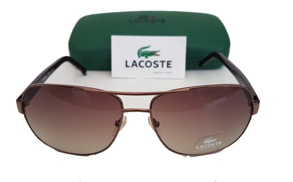 Oculos Lacoste Original Cobre L138 - R  599,00 em Mercado Livre 598c79769b