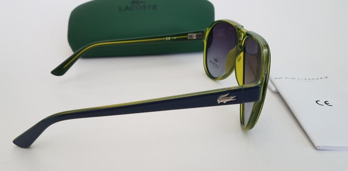 Óculos Lacoste Original Espelhado L714 - R  599,00 em Mercado Livre 3febb41e43
