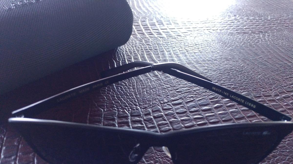 945b1b7cf489e oculos lacoste quadrado polarizado. Carregando zoom.