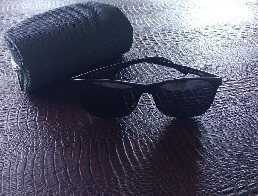 Oculos Lacoste Quadrado Polarizado - R  150,00 em Mercado Livre eda4459b77