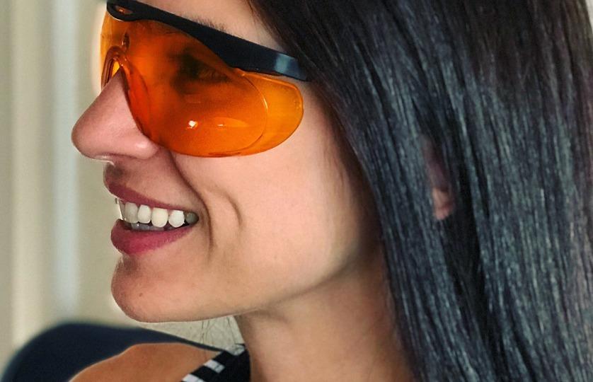 óculos laranja blue ray blocker anti insônia dr lair ribeiro. Carregando  zoom. c04959cd4d