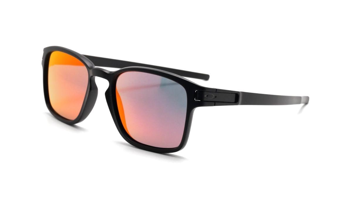 c9484f4795 Óculos Latch Squared Vermelho Masculino Polarizado Co00-0357 - R$ 79 ...