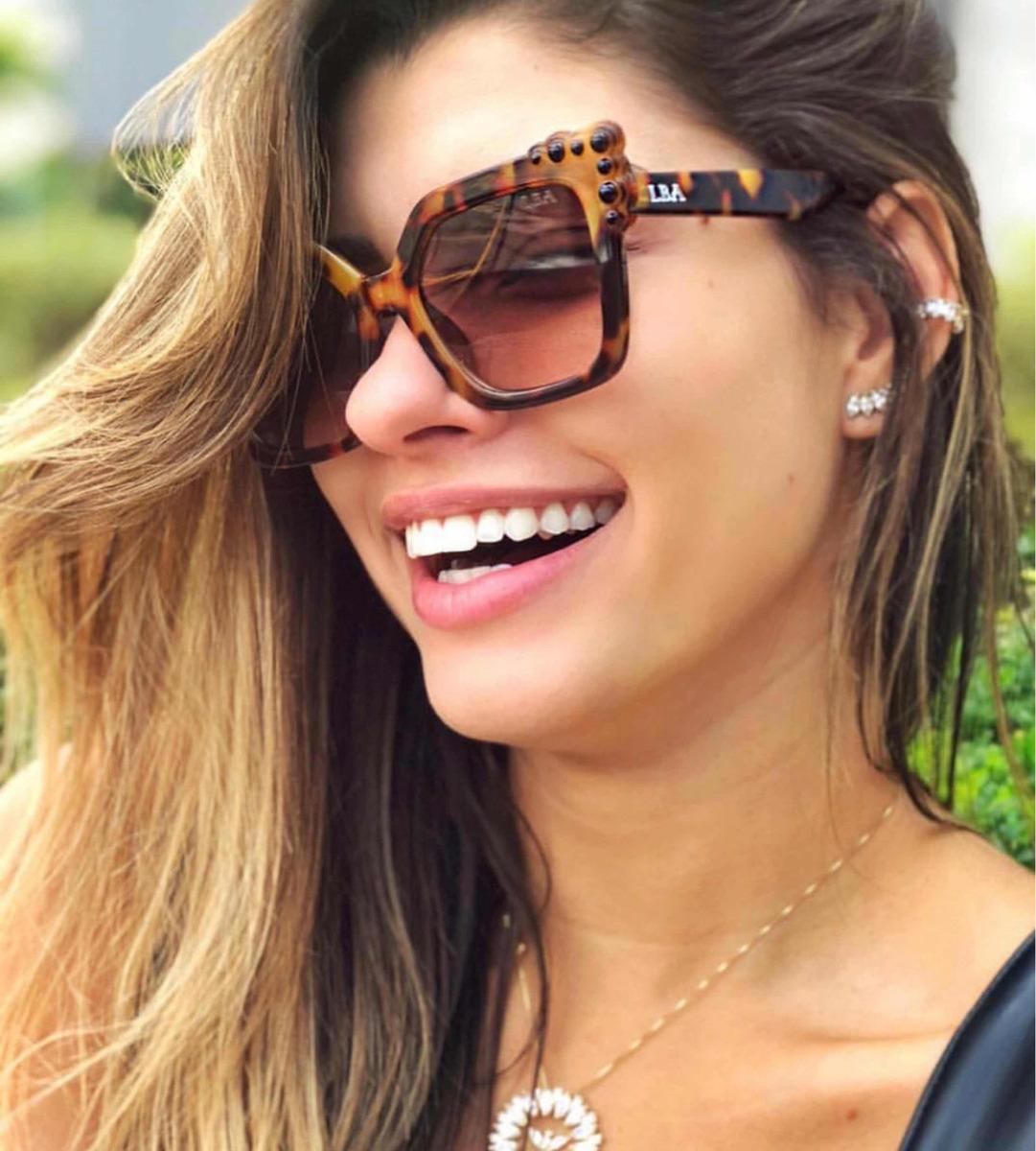 77a6d63ee Óculos Lba - R$ 49,90 em Mercado Livre