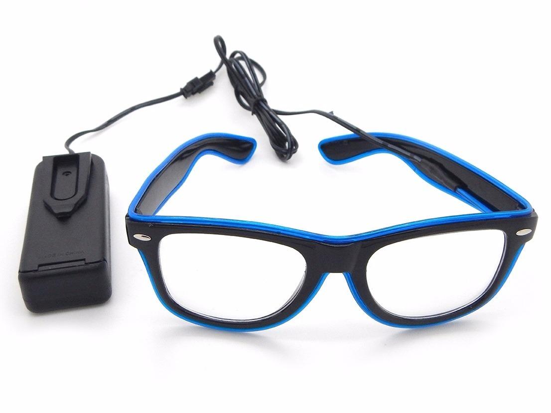 dd2c5b8c2 Óculos Led Para Festivais, Casamentos, Baladas Eletrônicas - R$ 59,90 em  Mercado Livre