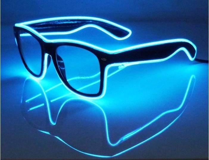7e51c39ac Óculos Led Para Festivais, Casamentos, Baladas Eletrônicas - R$ 59 ...