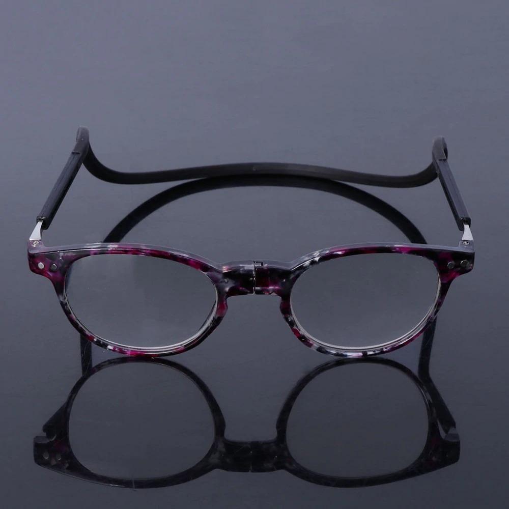 afa937352 óculos leitura grau (+1.00) ímã magnético suporte ajustável. Carregando zoom .