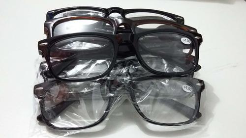 1d1b099be Óculos Leitura Perto +1,00 A +4,00 Kit 50 Atacado Revenda - R$ 369 ...