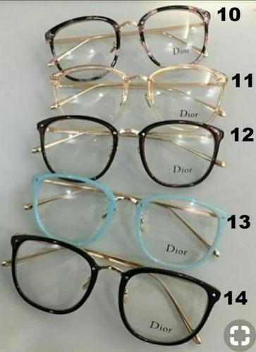 d190b7a03d600 Óculos Lente Clara Dia Noite Sem Grau Round Redondo Vintage - R  49 ...