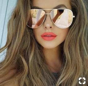 0c917b475 Oculos Feminino Espelhado Rosa Barato - Óculos no Mercado Livre Brasil