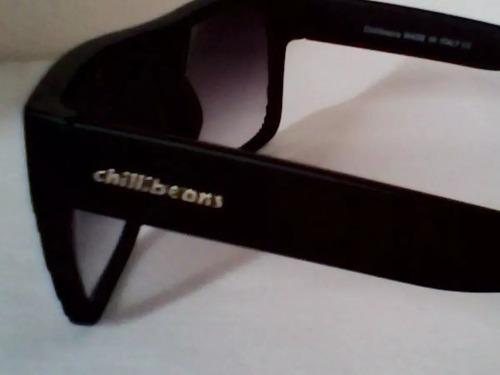 oculos lente polarizada. espelhada chillibeans