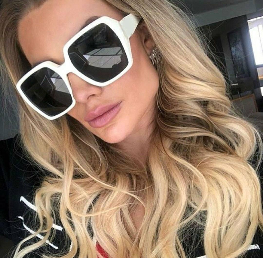 ec1be23a93ee5 óculos lente preta quadrado feminino estiloso moderno barato. Carregando  zoom.