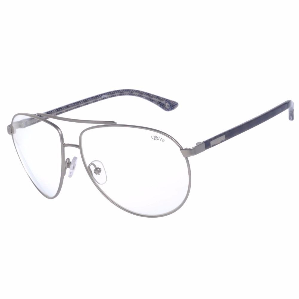 880885968cb67 óculos lentes grande aviador chilli beans original. Carregando zoom.