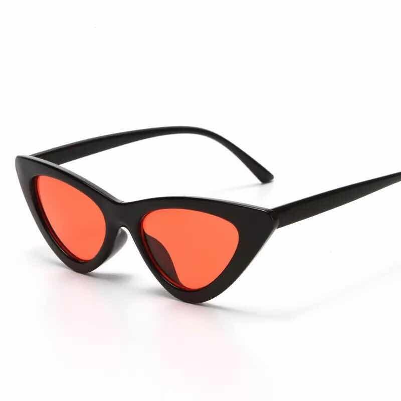 971919b4e óculos lolita cat eye gatinho le specs lente laranja retrô. Carregando zoom.
