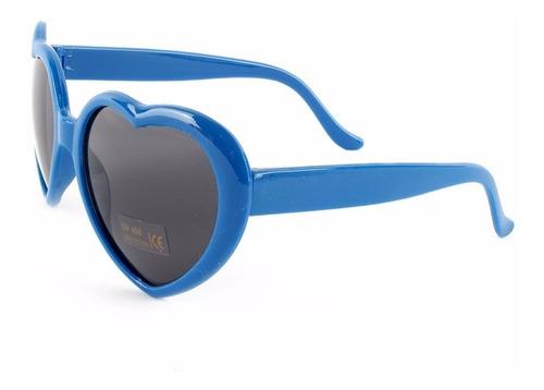 óculos lolita em forma de coração