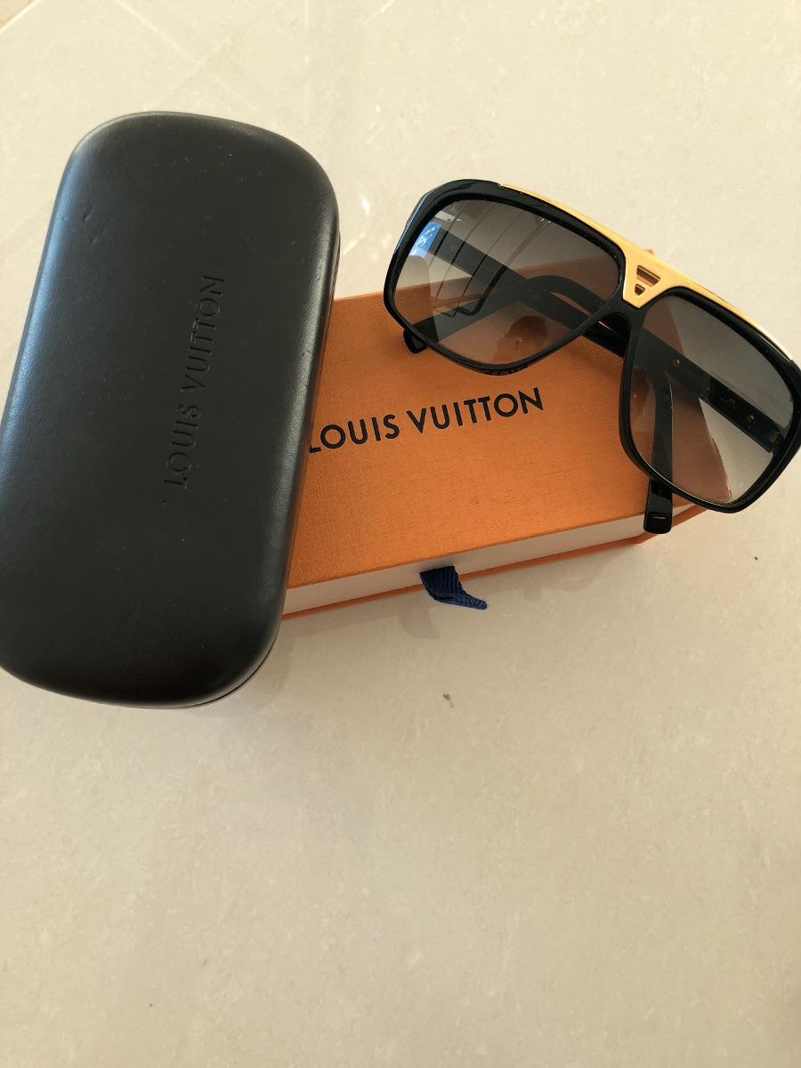21316b01f Óculos Louis Vuitton Evidence - R$ 2.000,00 em Mercado Livre