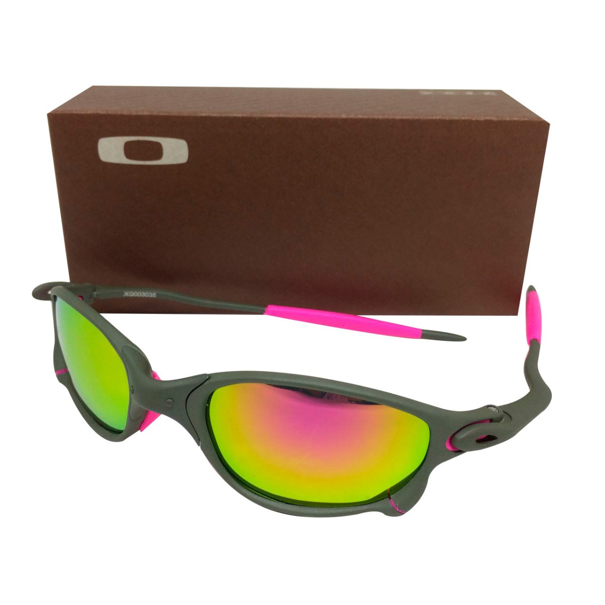 d659d30f9621c oculos lupa double x x x metal lentes e borrachas rosa pink. Carregando  zoom.