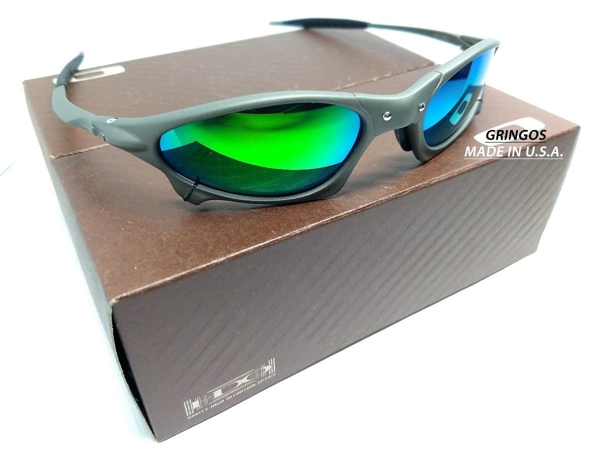 2d94329c6e Oculos Lupa Juliet Penny Lente Verde G26100% Polarizada - R  159