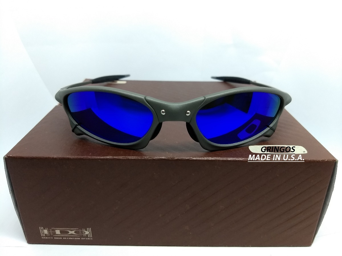 66fe42960 Oculos Lupa Juliet Penny X Lente Magic Blue 100% Polarizada - R$ 159 ...