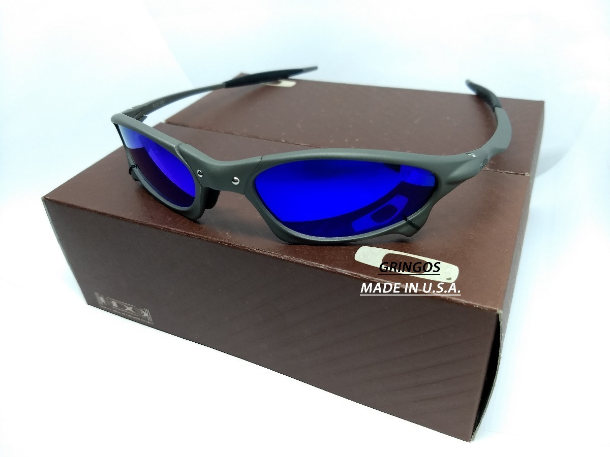 f825ae741 Oculos Lupa Juliet Penny X Lente Magic Blue 100% Polarizada - R$ 159,00 em  Mercado Livre