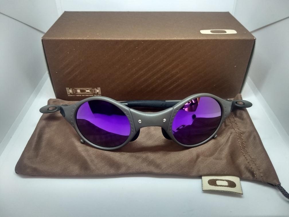 a52b5925c2 oculos lupa mars x metal lentes roxa violet polarizadas. Carregando zoom.