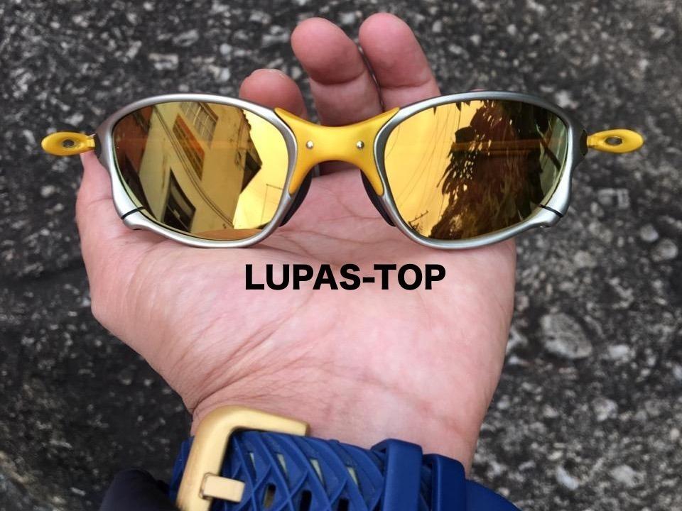 2f7b5d21b oculos lupa oakley double x 24k x metal lente gold polarizad. Carregando  zoom.