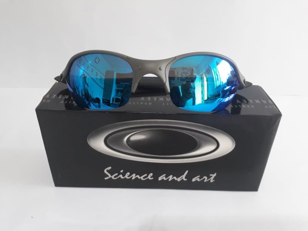 d93cdabeb0226 óculos lupa oakley juliet metal doublex 24k romeo2 romeo1. Carregando zoom.