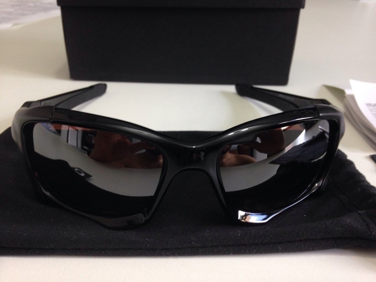 Oculos Lupa Pit Boss 2 Lentes Black Elite 100% Polarizadas - R  149 ... 8be5793572