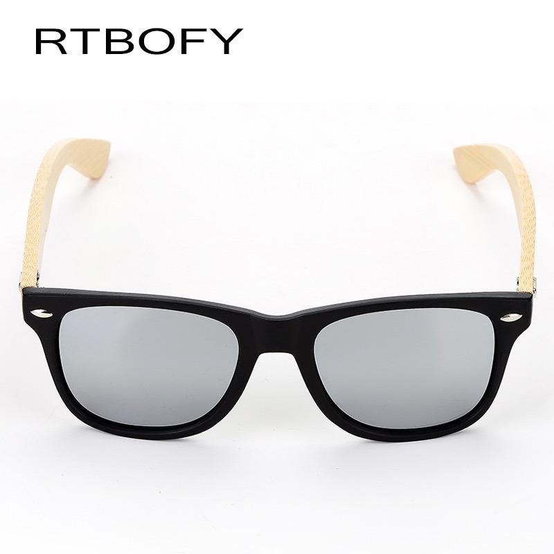 0fd17b53c Óculos Madeira Lente Polarizada Unissex Bambu + Brinde - R$ 99,00 em ...